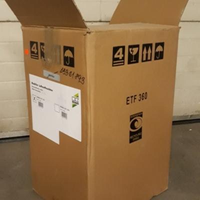 Odvlhčovače domácí ETF360 - rozbaleno