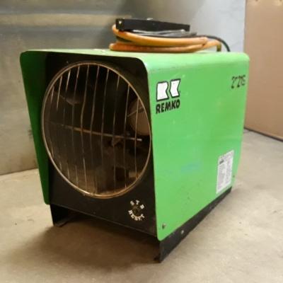 Propanové topné automaty PGM 30 - použité