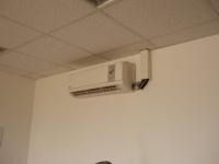 Montáž klimatizací