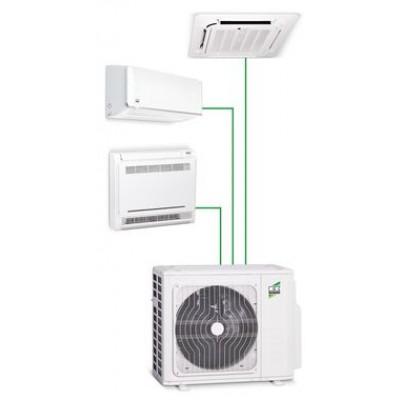 Multi-split klimatizace