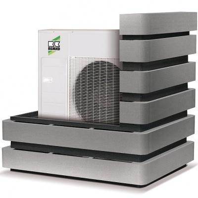 Invertorové nástěnné  tepelné čerpadlo ARCTIC RVT 524 - 4 kW