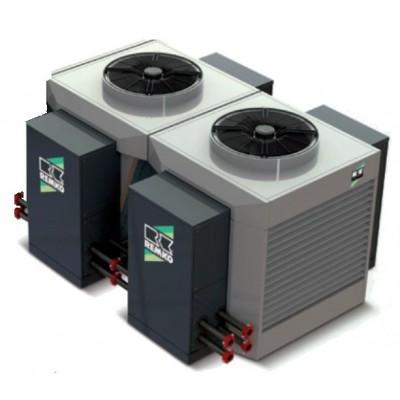 Tepelné čerpadlo QUANTUM SQW 400 Duo - 70kW