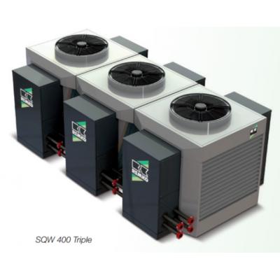 Tepelné čerpadlo QUANTUM SQW 400 Triple - 100kw