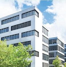 tepelné čerpadlo SQW vhodné pro komerční a kancelářské budovy