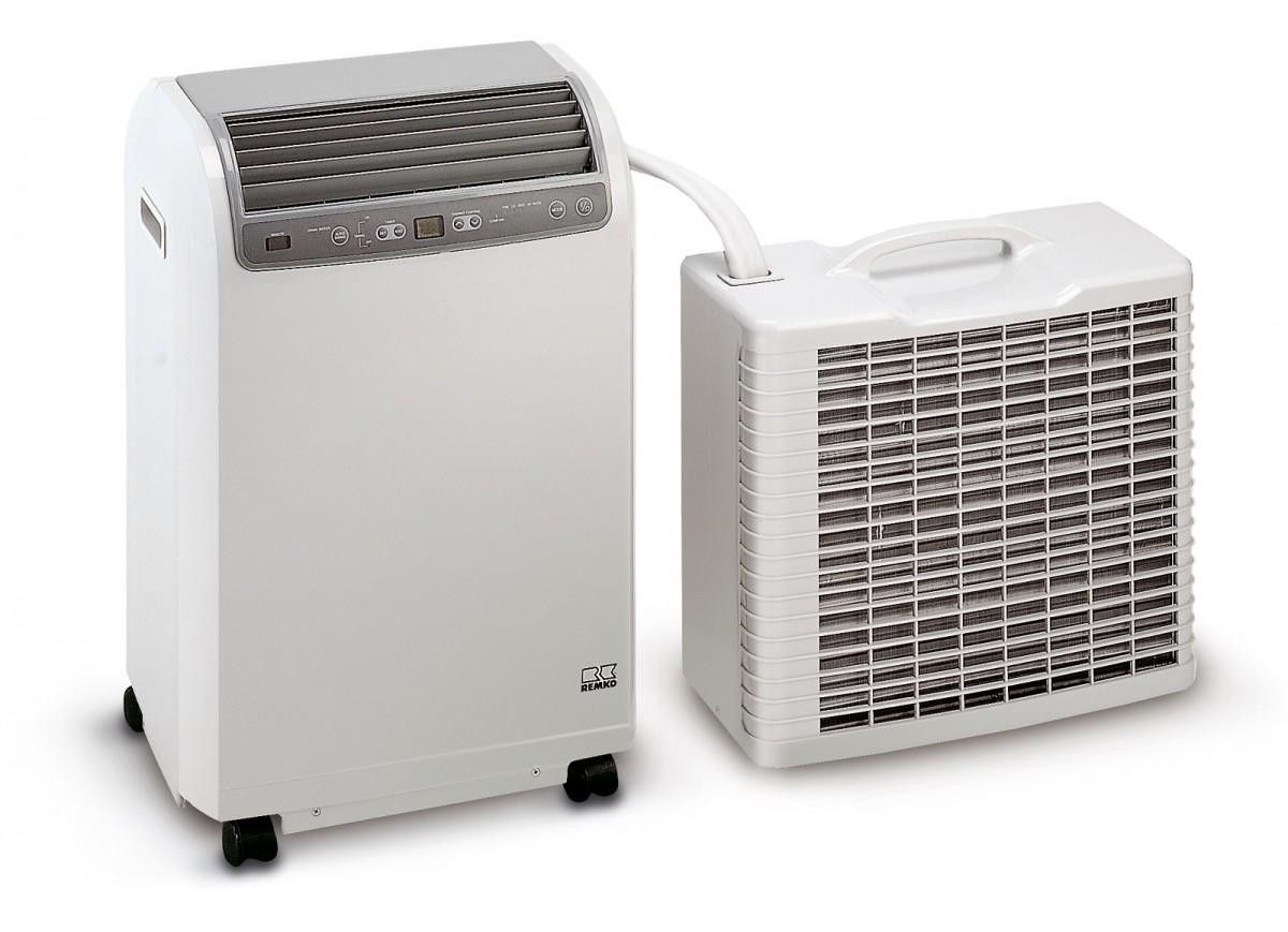 Mobilní klimatizace REMKO RKL 491 DC