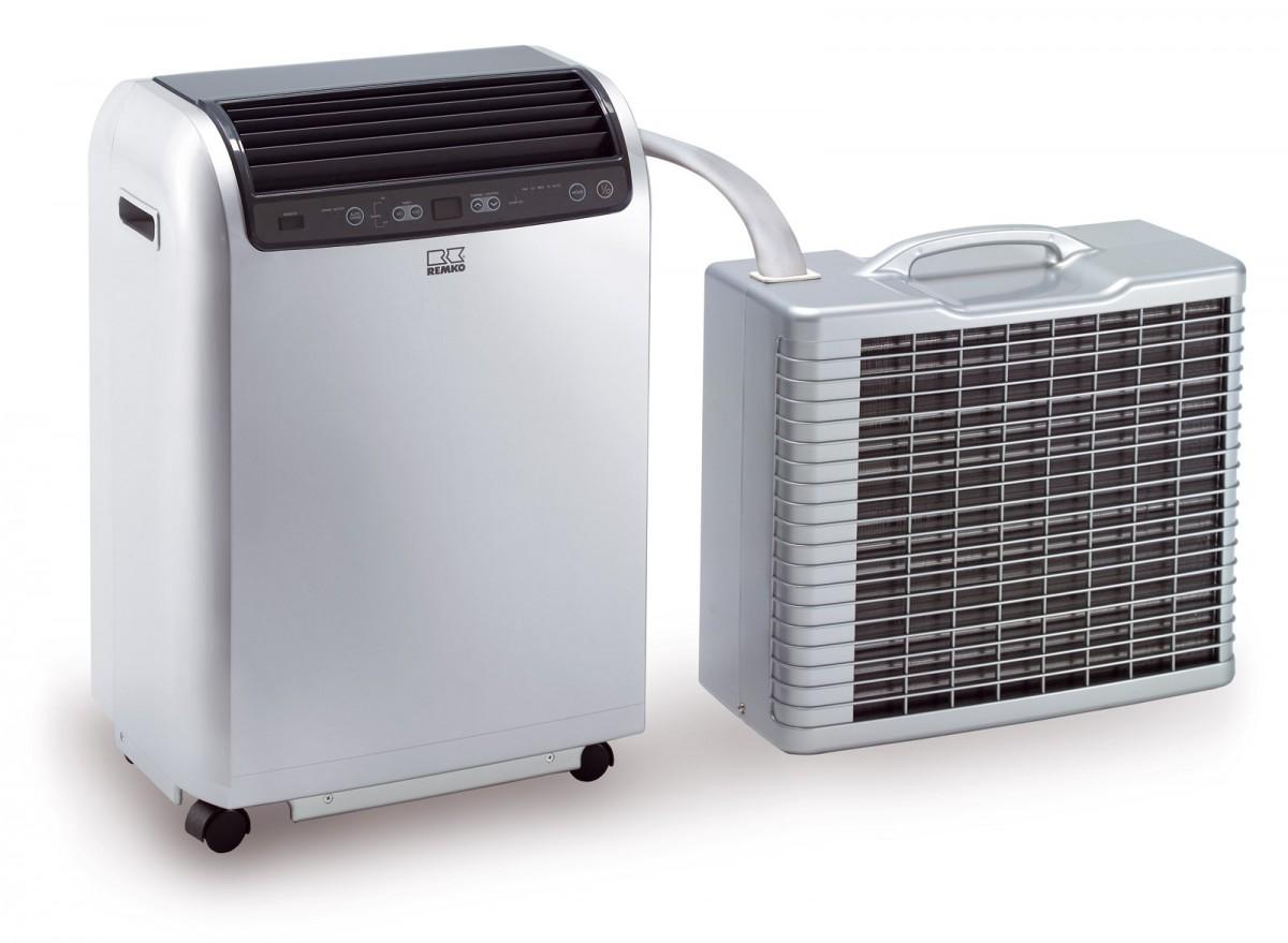 Mobilní klimatizace REMKO RKL 491 DC S-line