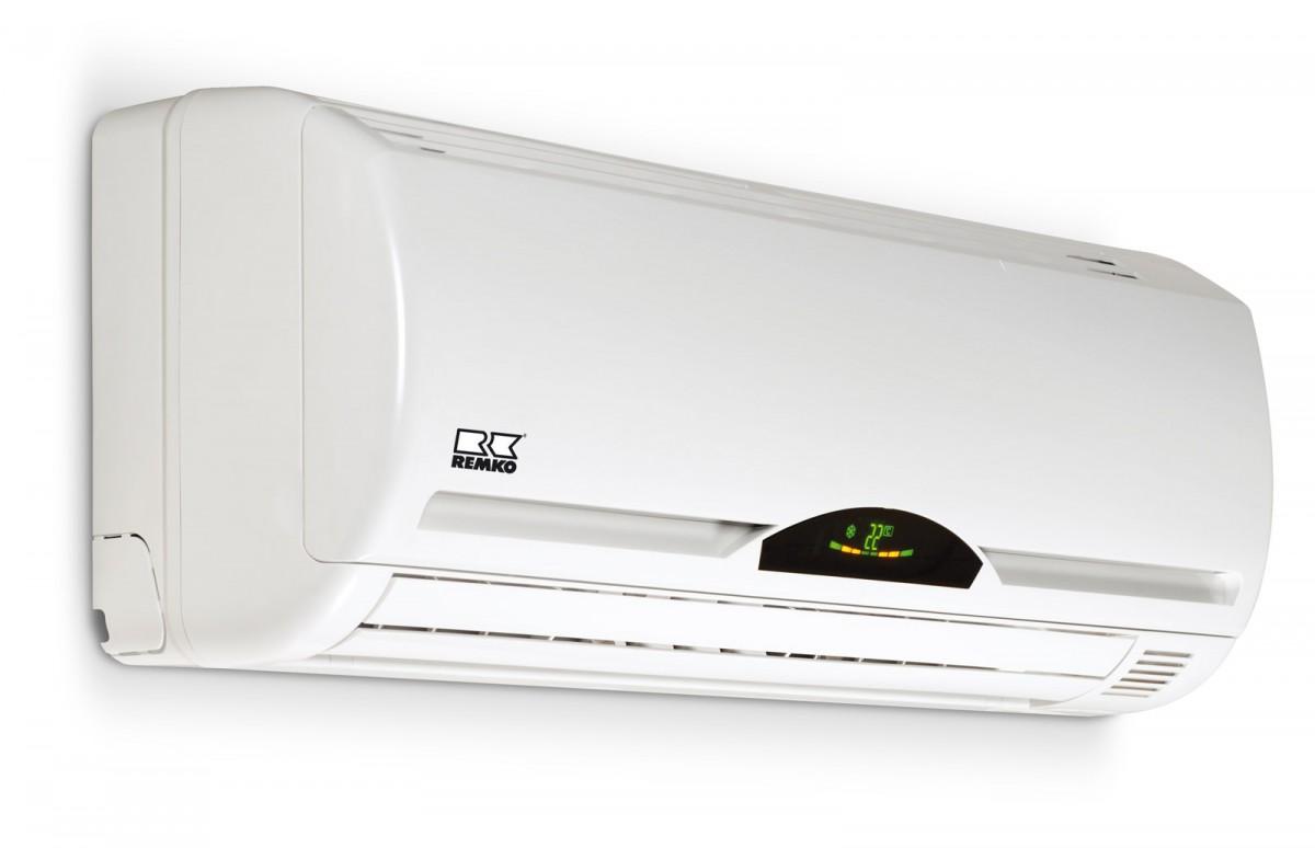 Splitová nástěnná klimatizace REMKO BL 262 Fix speed
