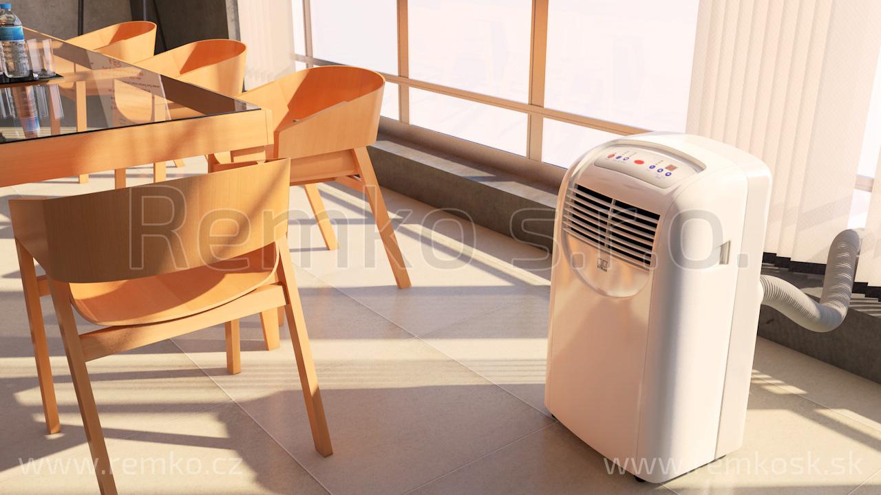 Mobilní klimatizace Remko