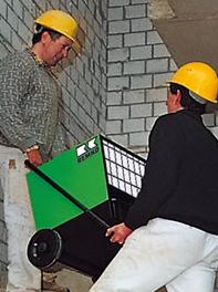 pronájem odvlhčovače vzduchu - vysoušeče